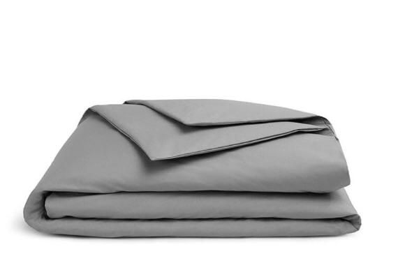 Duvet Cover Weighted Blanket Gray 50x 60 Therapeutic