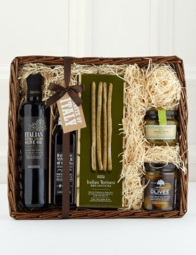 Taste Of Italy Hamper M S Hamper Marks And Spencer Gift Hampers