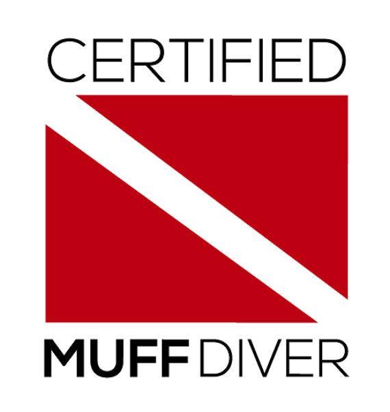 Certified muff diver
