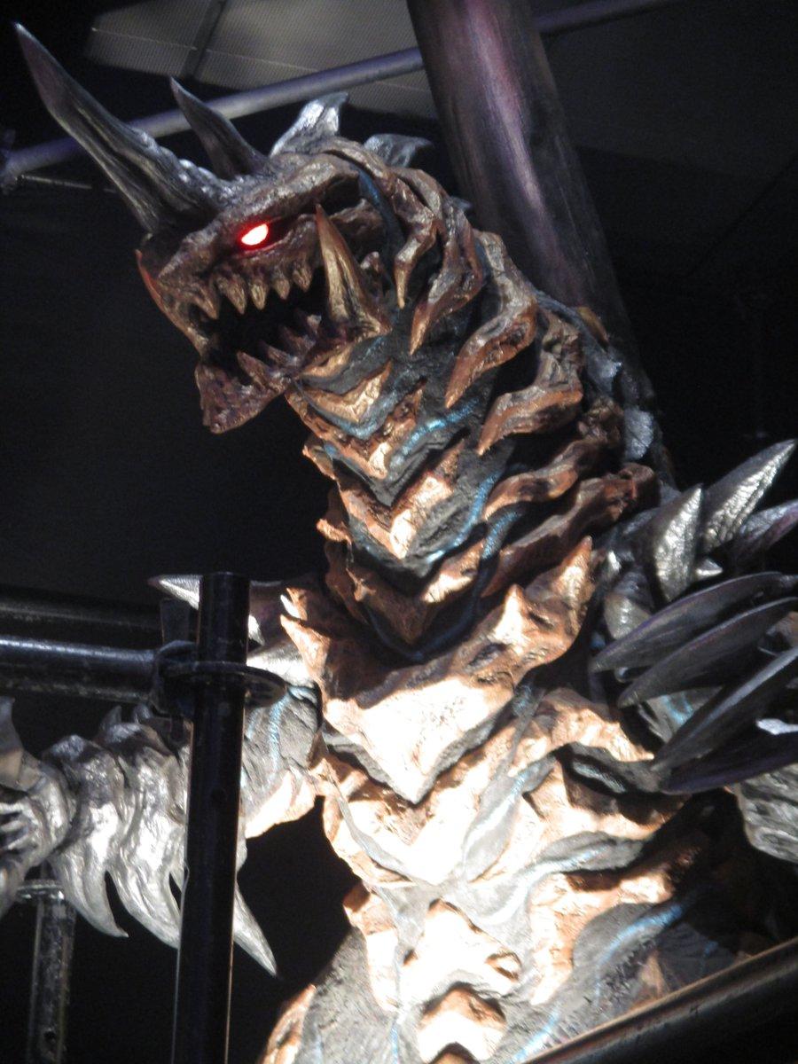 爆撃骨獣 グルジオキング ウルトラマン 怪獣 アメコミ風 怪獣