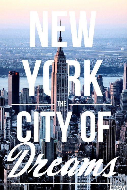 The Big Apple 3 Dream City New York City