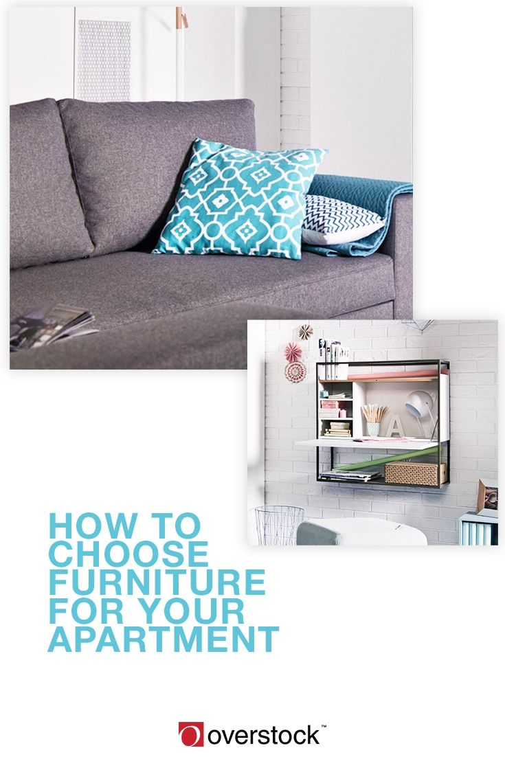 4 Tips For Picking Perfect Apartment Furniture Overstock Com Apartment Furniture Furniture Looking For Apartments