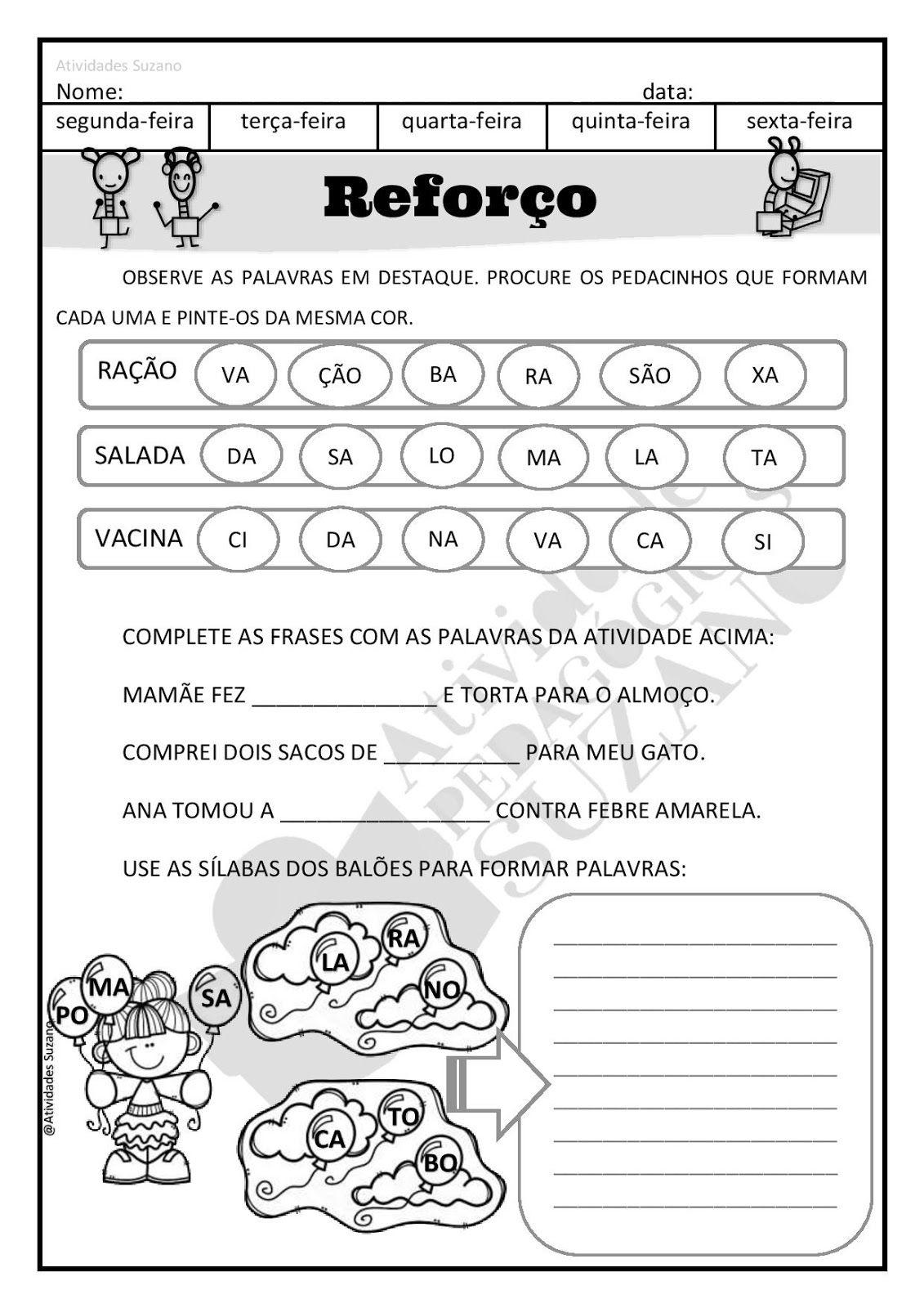 Pin Em Lingua Portuguesa 2 Ano