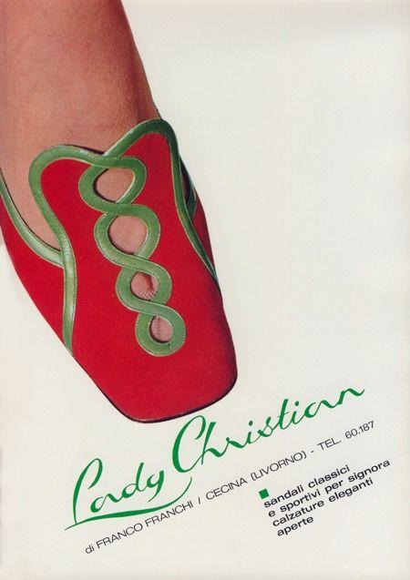 1967 | Lady Christian by Franco Franchi  Cecina (Livorno)