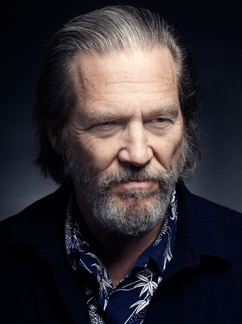 Jeff Bridges, Portrait...