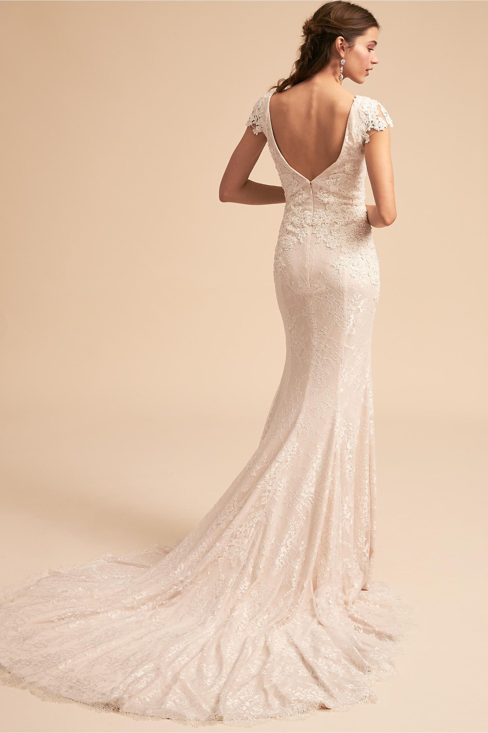 84fe1dff2a80 Tierney Gown Nude Ivory in New   Noteworthy
