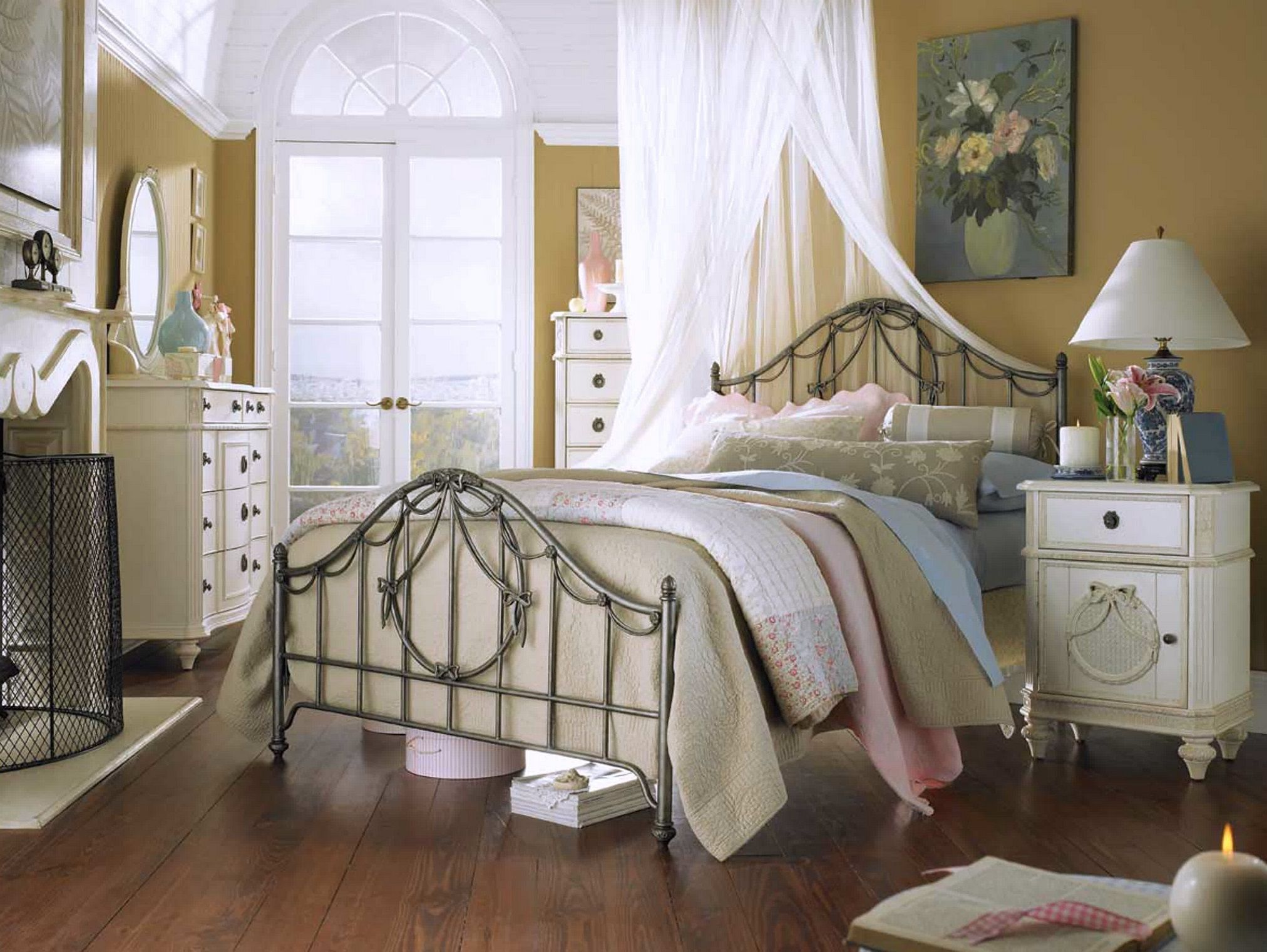 shabby chic bedroom ideas for vintage romantic look bookmark this