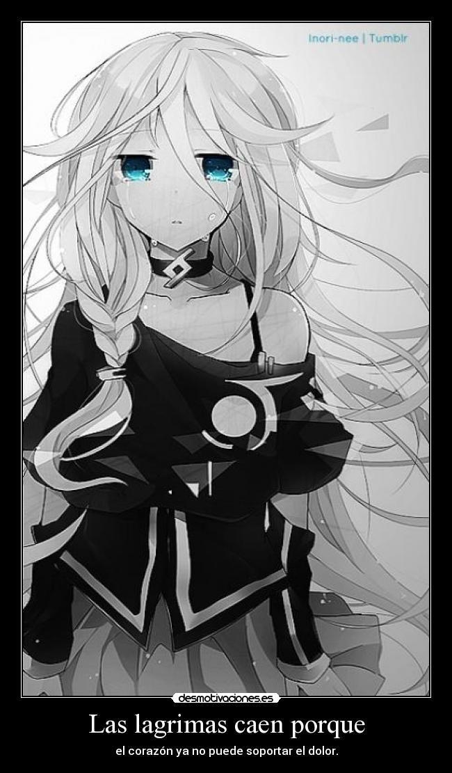 Carteles Anime Vocaloid Desmotivaciones