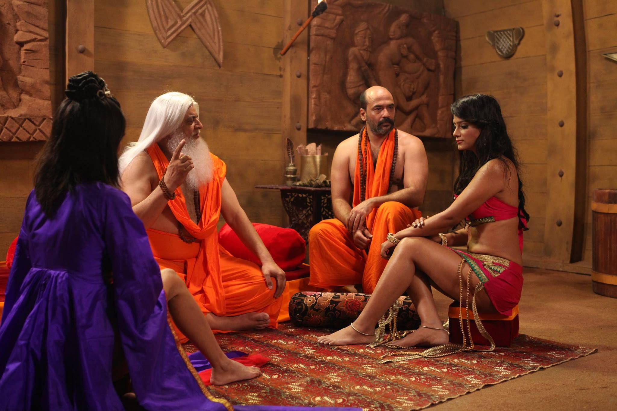 Kamasutra 3D Exclusive Still From The Movie  Movie -7554