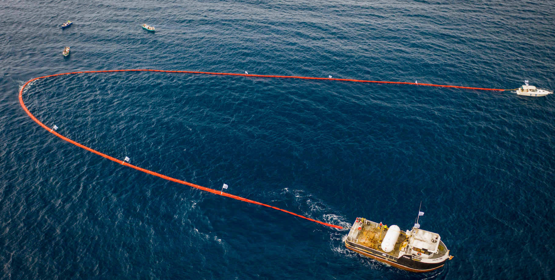 Sodastream Launches Device To Clean Plastics From Ocean Soda Stream Ocean Cleanup Ocean Projects