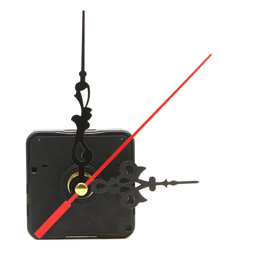 Wall Quiet Mute Hand Quartz Clock Movement Mechanism Diy Repair Tool Parts Kit C Diy Repair Quartz Clock Clock