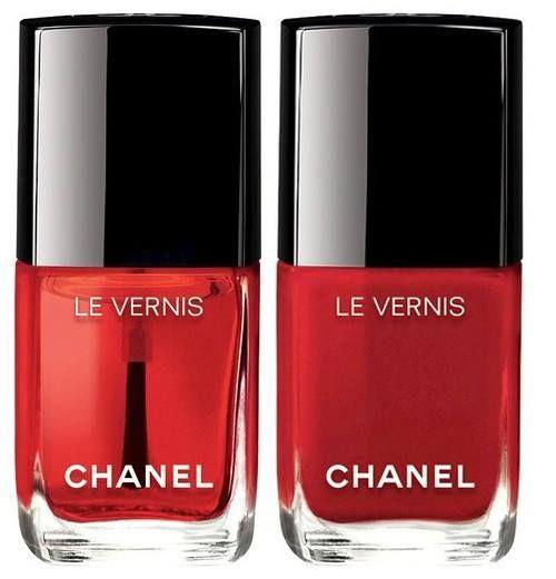 Chanel Le Rouge No 1 Collection Fall 2016 Coleccion De Maquillaje Esmalte De Unas Chanel Manicuras