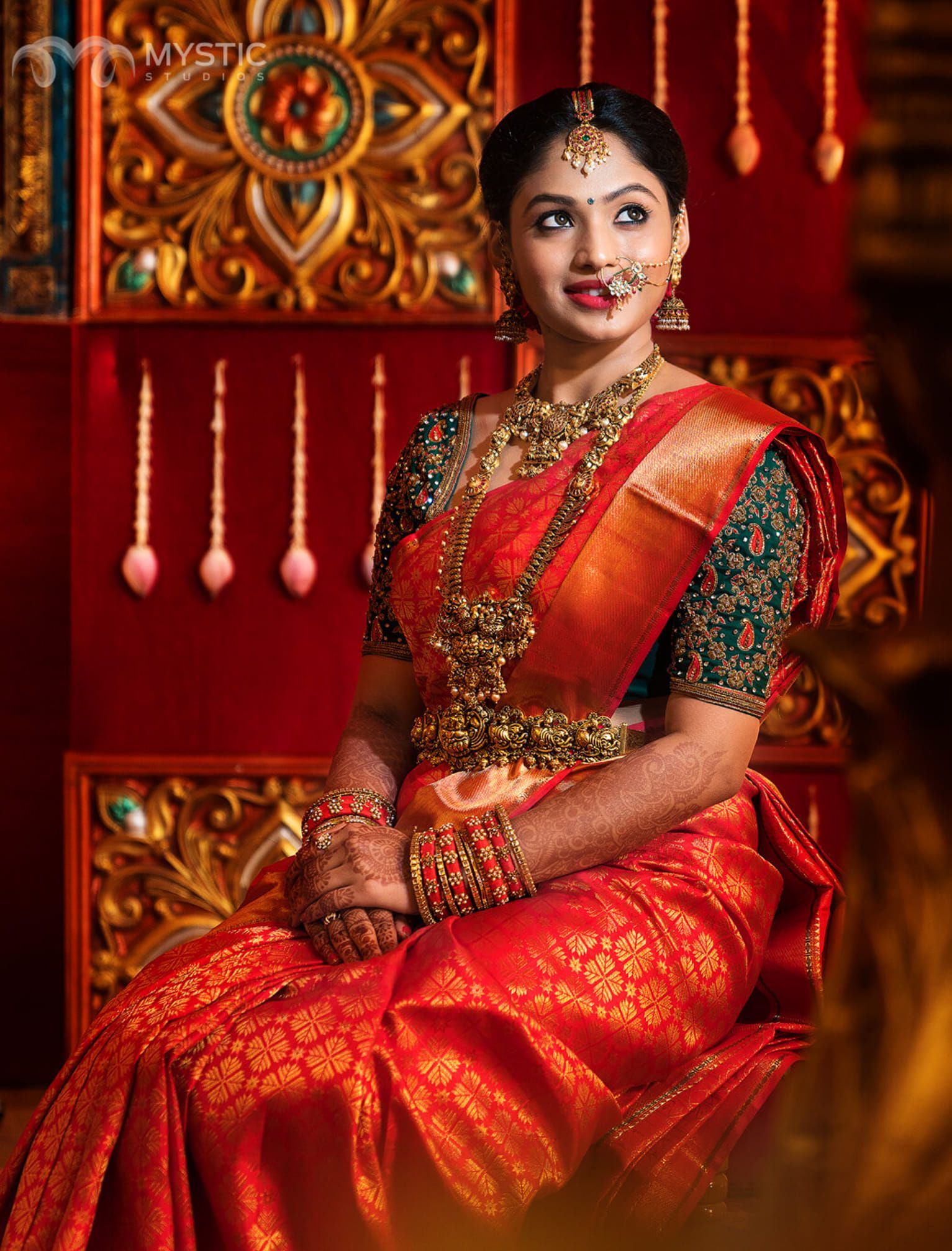 Photo of Ezwed.in | South Indian Wedding Service Providers & Photography. – The saree blouses …