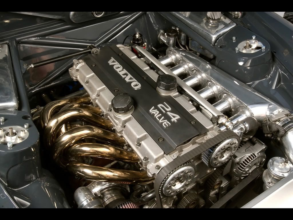 Volvo or Audi 20v 5 cylinder turbo.... - Page 2 | AutoMotion: Volvo