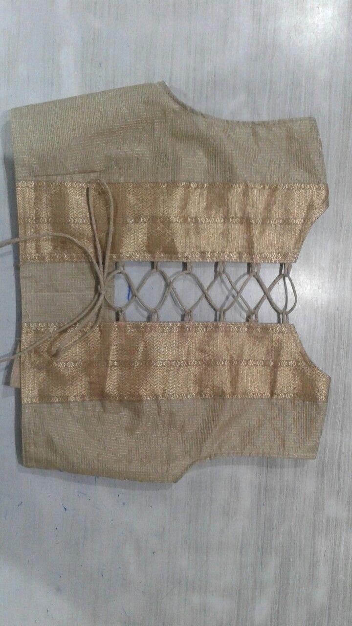 Saree blouse design new pin by nalini suresh on blouse designs  pinterest  blouse designs