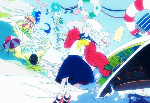 Illustration from pixiv #anime