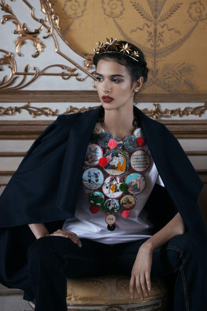 Collezione reggia di caserta amle gioielli artigianali for Design di gioielli