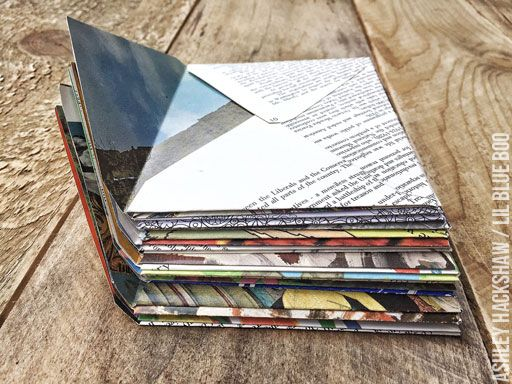 Upcycled Book Crafts Uses For Old Books Upcycle Books