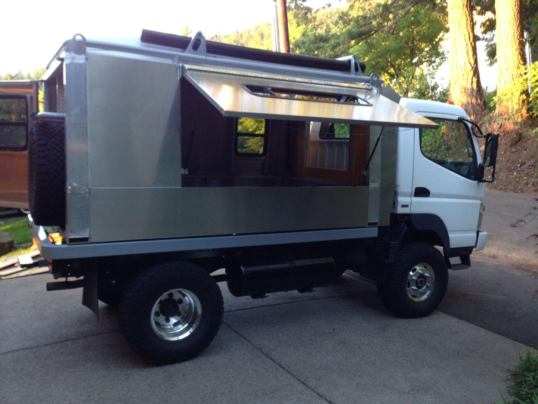 Food truck or adventure vehicle? | OverlandX | Off road