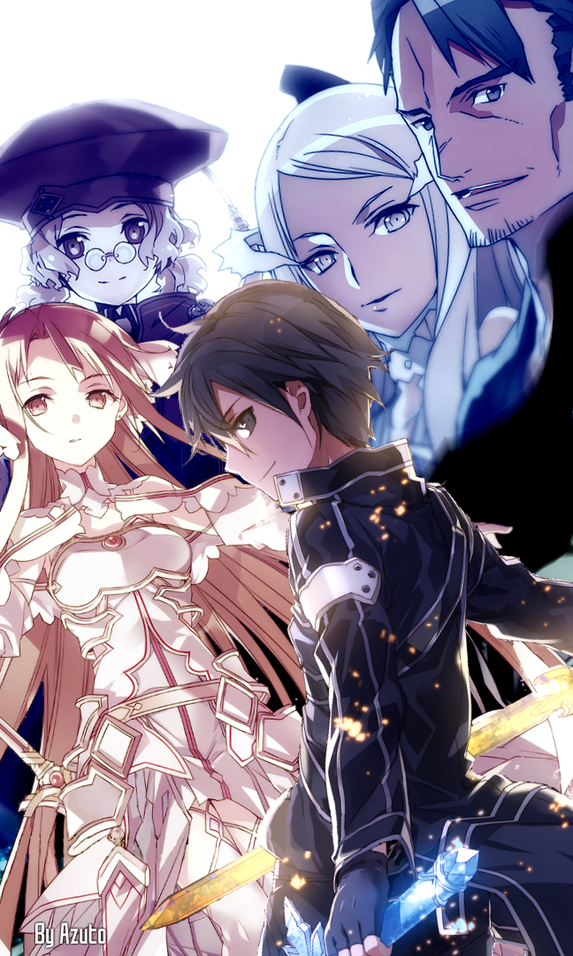 Sword Art Online Light Novel 16