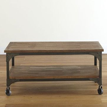 Aiden Coffee Table Modern Coffee Tables World Market With