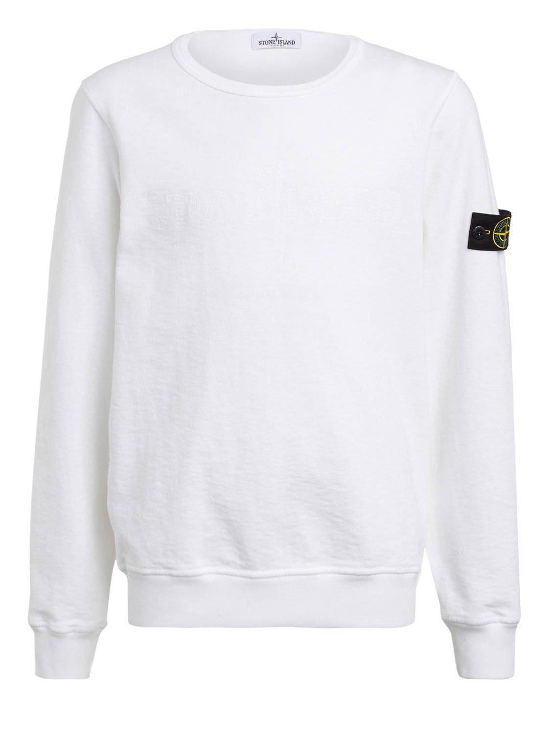 Sweatshirt Von Stone Island Junior Bei Breuninger Kaufen In 2020 Steininsel Breuninger Und Wolle Kaufen