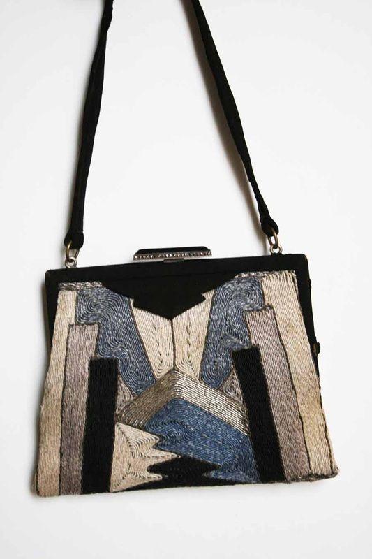 Art Deco Handbag
