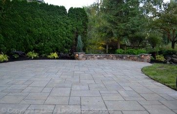 Maloney Project 2013 contemporary patio | Landscaping ...