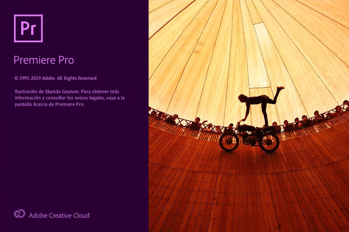 Portada De Adobe Premiere 2020 Adobe Premiere Pro Premiere Pro Premiere Pro Cc