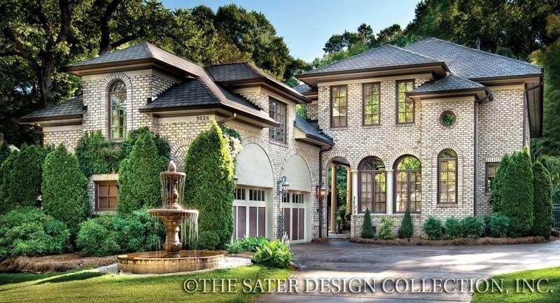 Wulfert Point House Plan Mediterranean Style House Plans Luxury House Plans Mediterranean Homes