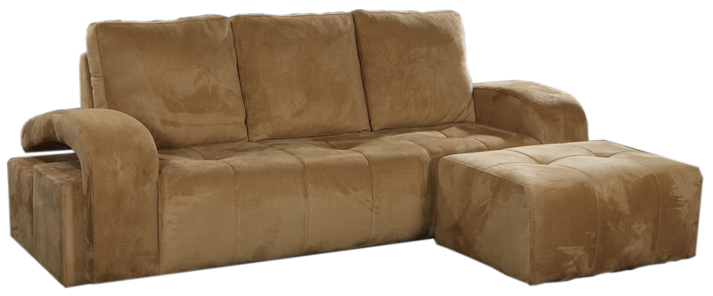 Si necesitas asientos de ms el modelo Alisio tiene puf movible y