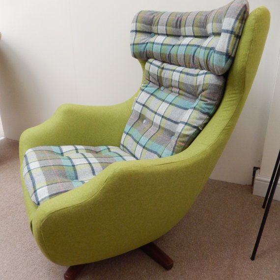 The Iconic Parker Knoll Statesman Chair First Launched In - Parker knoll egg chair