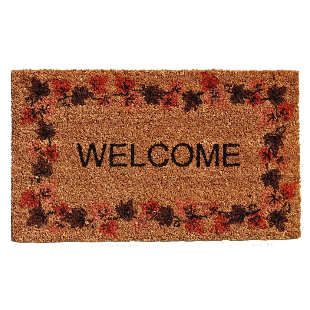 Momentum mats autumn welcome doormat 15 x 25 autumn welcome momentum mats autumn welcome doormat kristyandbryce Images