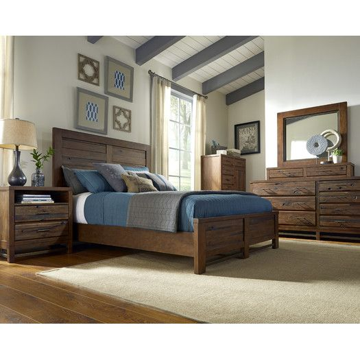 Ordinaire Progressive Furniture Inc. Navigator Panel Bed