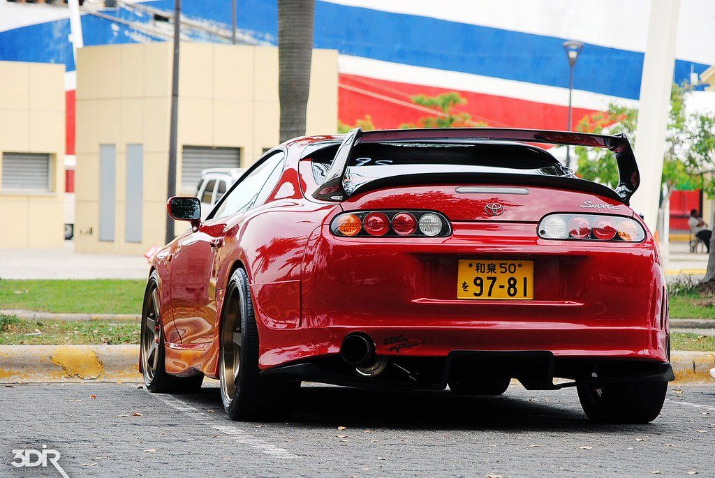 Sideways JDM : Photo · Drifting CarsJapanese CarsToyota Supra ...