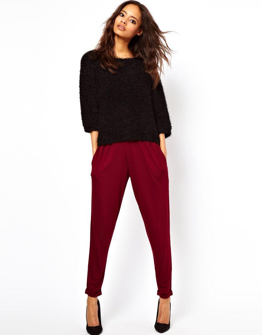 f8b5c7a5c6c5 брюки женские зауженные к низу - Поиск в Google | Надо попробовать ...