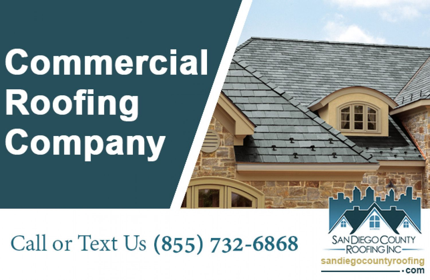 San Diego County Roofing is a fully insured family owned