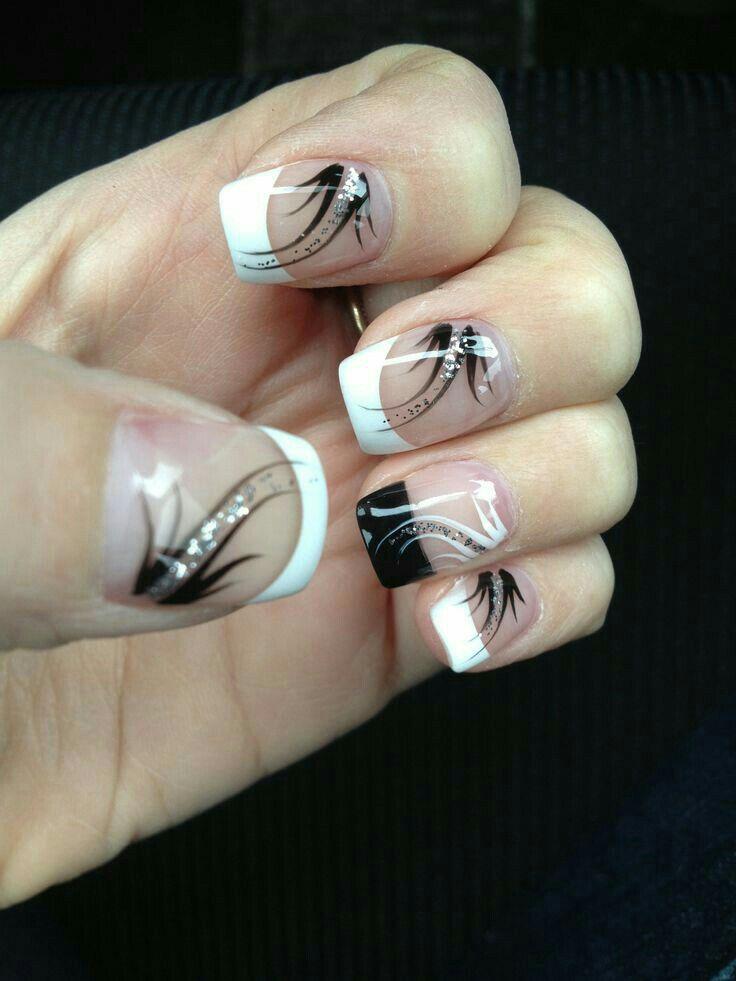Pin de clau zur en uñas bonitas | Pinterest | Diseños de uñas ...