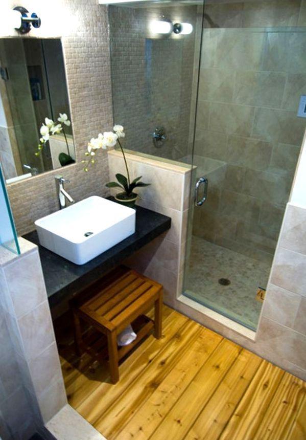 Small Bathroom Remodel Google Search Bathroom Pinterest - Small bathroom reno ideas
