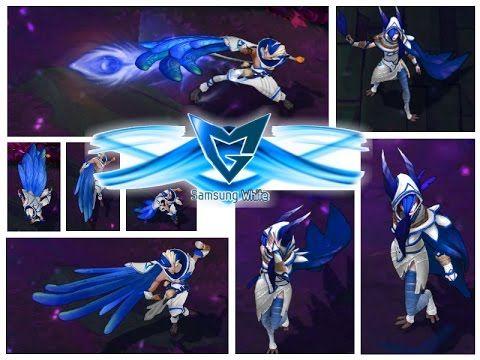 Pin by Scarlet Nossna on League of Legends | Xayah, rakan ...