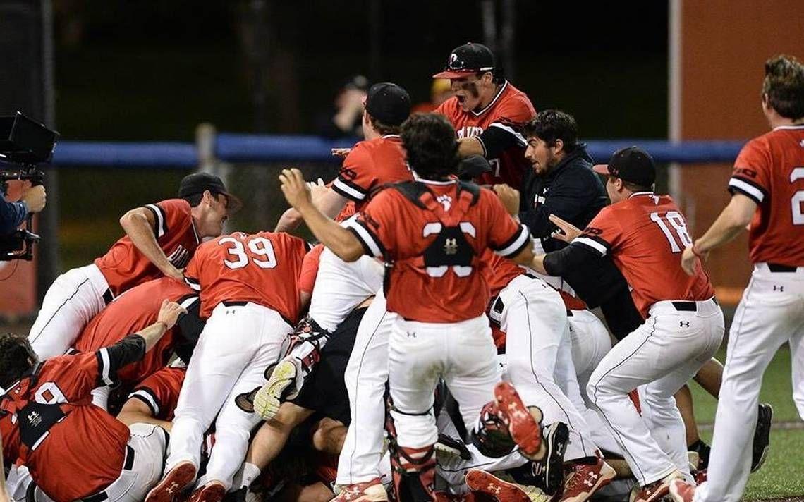 The Davidson Wildcats Baseball Team Made Its First Ncaa Regional After Winning The Atlantic 10 Championship In St Louis Baseball Team Baseball Ncaa