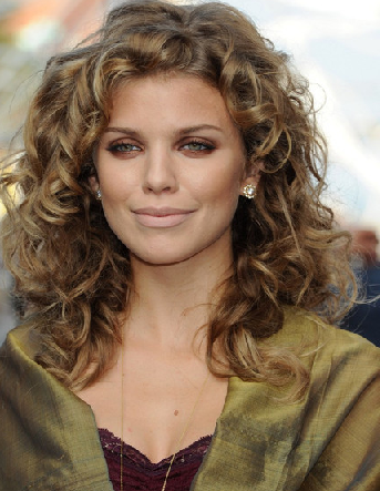 Best Hairstyle For Curly Hair Round Face Curly Hairstyle