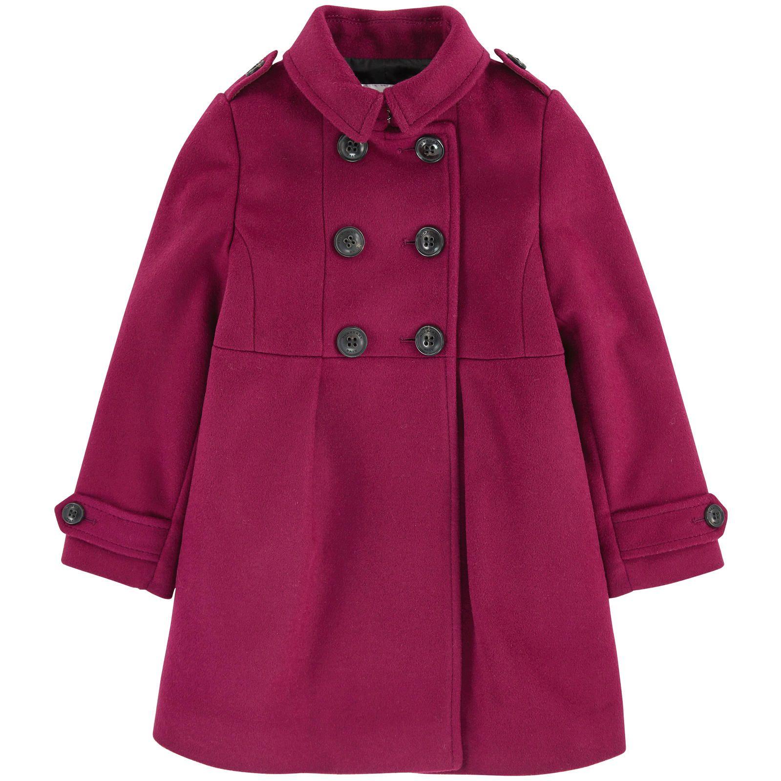 Cappotto in panno di lana - 148415