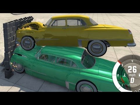 Burnside Special - BeamNG.drive - YouTube