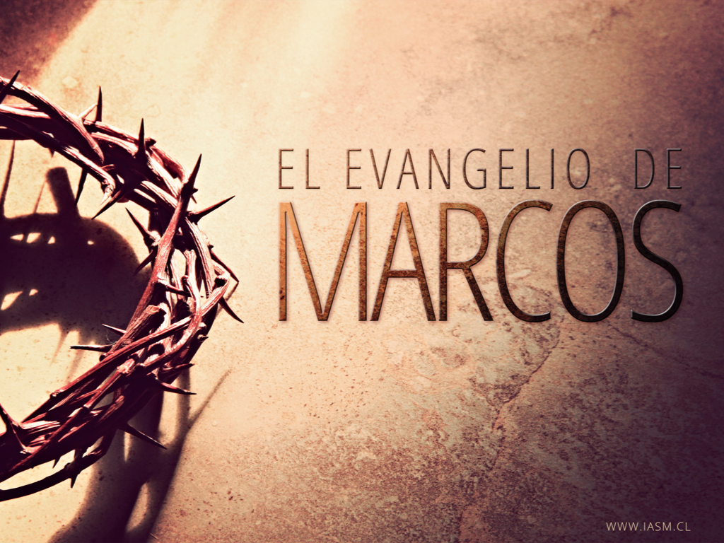 Marcos 8:29 \
