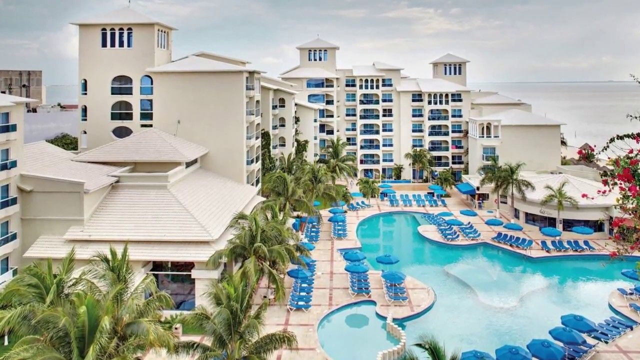 Occidental Costa Cancun Hoteles en cancun, Hoteles
