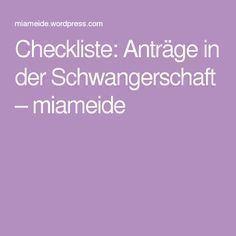 Checkliste: Anträge in der Schwangerschaft – miameide naissance part naissance bebe faire part felicitation baby boy clothes girl tips