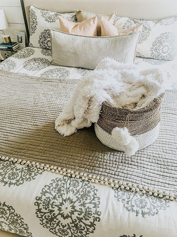 Farmhouse Comforters Rustic Comforters Farmhouse Goals In 2020 Rustic Comforter Farmhouse Bedding Sets Master Bedroom Comforter Sets