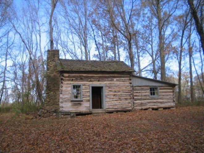 Ingramu0027s Pioneer Log Cabin Village   Kinmundy IL