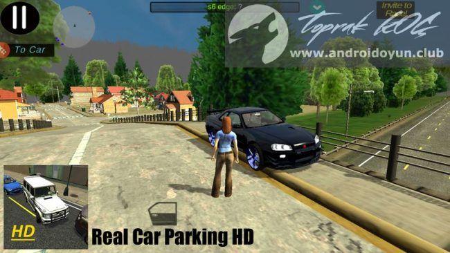 Real Car Parking Hd V5 6 4 Oyun